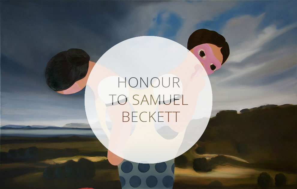 Honour To Samuel Beckett